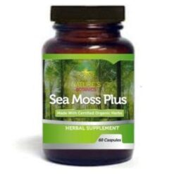 irish moss and bladderwrack