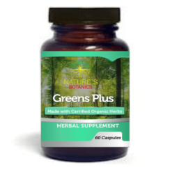 greens supplement